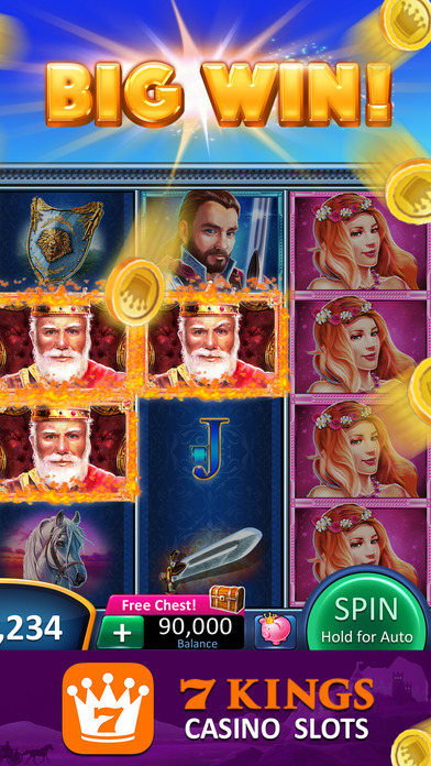 Screenshot 2 7 Kings Casino Slots