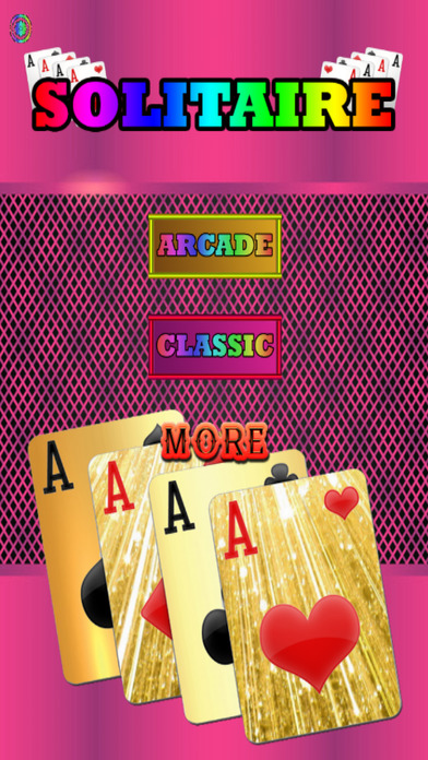Screenshot 1 Solitaire — Gold Classics