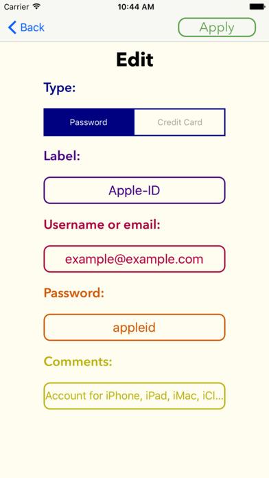 Keep Your Passwords Save Screenshots