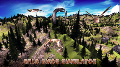 Wild Bird Survival Simulator Full screenshot 1