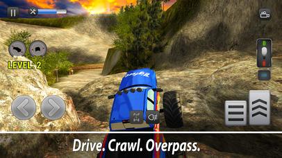 Offroad Crawler Driving Full screenshot 2