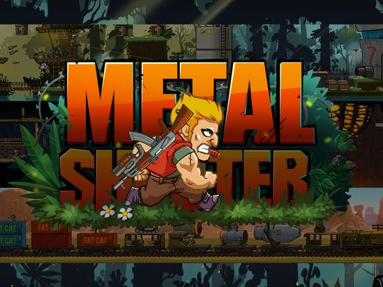 Metal Shooter screenshot 9