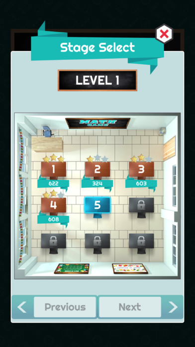 Math Game X screenshot 2