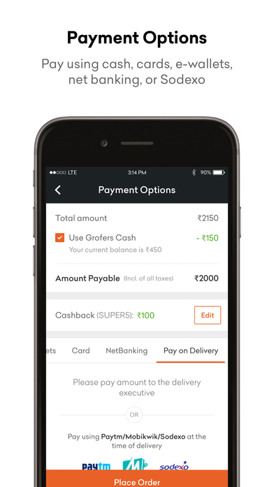 grofers   online grocery on the app store