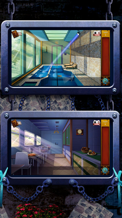 Can You Escape 100 Rooms 9 Closed Train App Download
