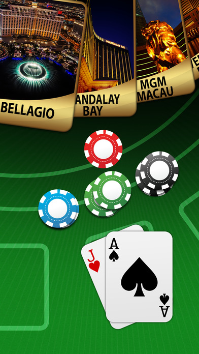 Screenshot 2 High Roller — Blackjack 21 Multi Hands