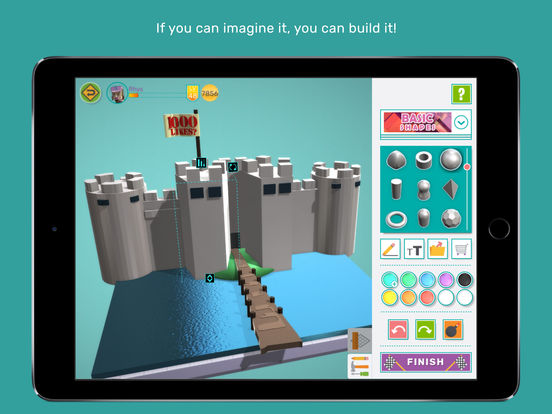 App Shopper Makers Empire 3d Easy 3d Modeling Education
