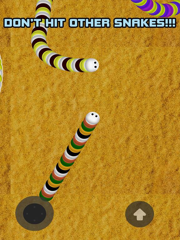 Snakes Battle Game screenshot 6