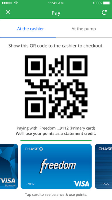 Chase Freedom Mobile screenshot 5