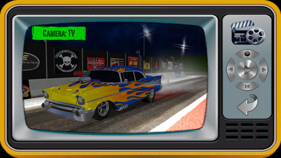 Door Slammers Drag Racing screenshot 2