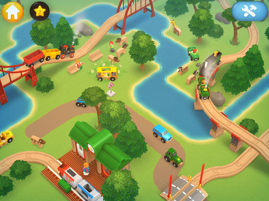 BRIO World - Railway Screenshots