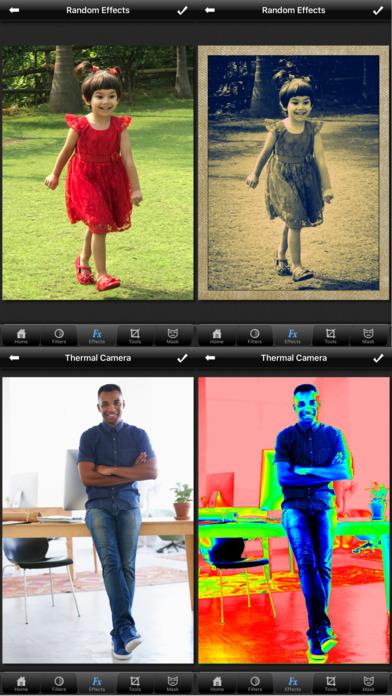 PhotoWizard-Photo Editor Screenshot