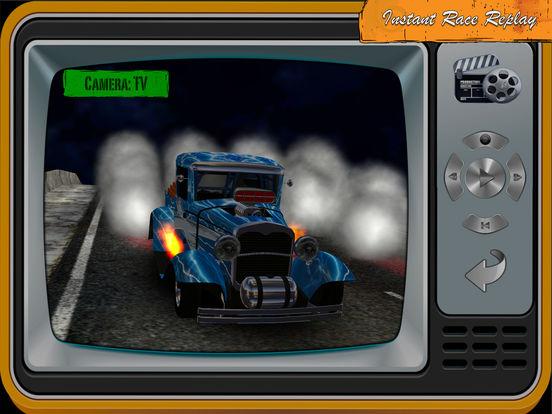 Door Slammers Drag Racing screenshot 7