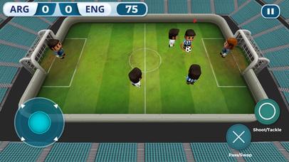 Tap Soccer Championship screenshot 2