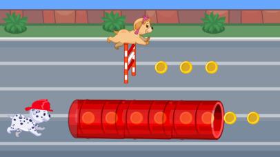 Paw Little Pups Race screenshot 2