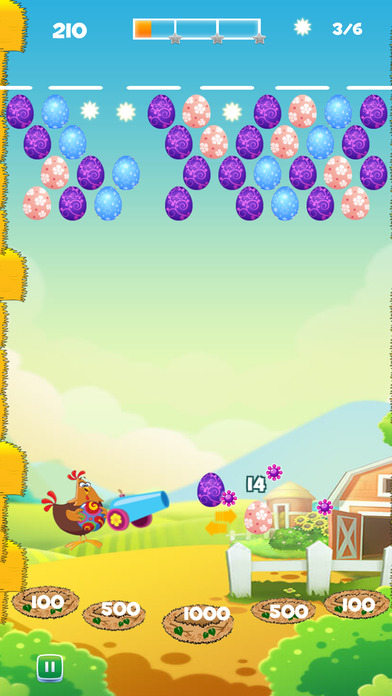 Chicken Egg Shoot Pro screenshot 3