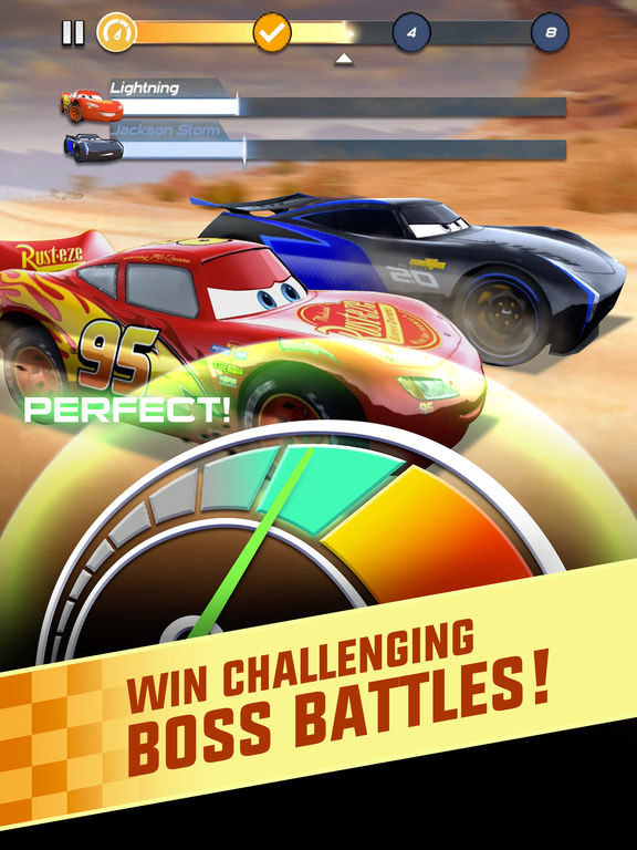 Cars: Lightning League screenshot 8