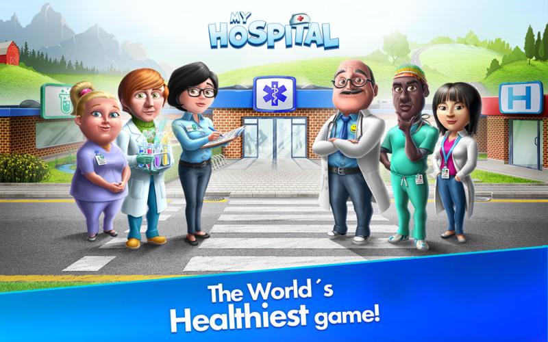 My Hospital Screenshot - 5