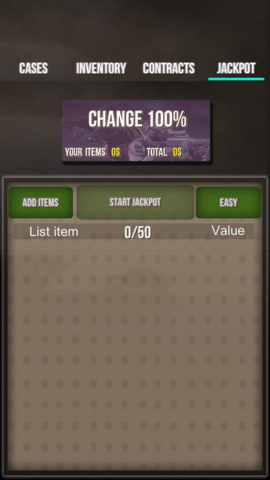 Screenshot 5 Open Case Simulator 2