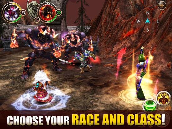 Order & Chaos Online - Fantasy 3D MMORPG Screenshots