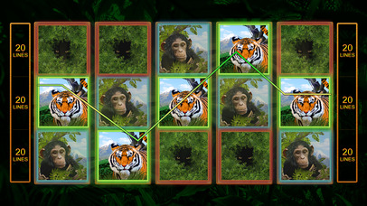 Screenshot 4 Deep Jungle Автоматы