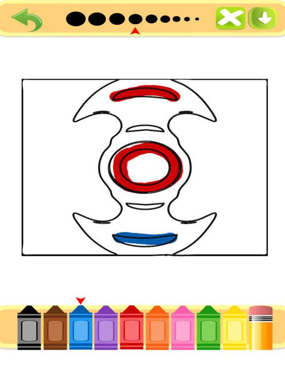 Скачать игру Fidget Spinner Coloring Book