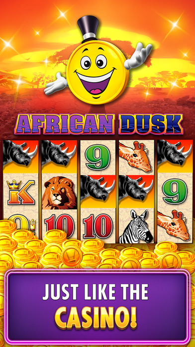 Screenshot 1 Cashman Casino — Casino Slots Games