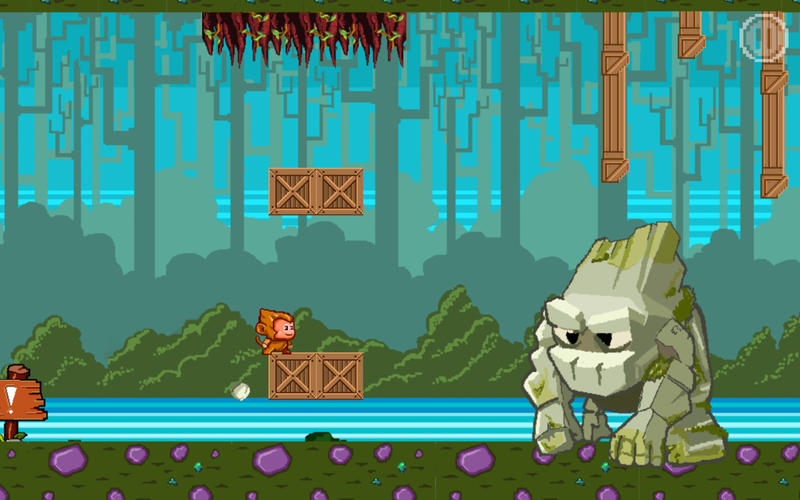Kong Quest - Platformer Game for Mac