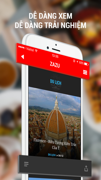 ZAZU NOW iPhone Screenshot 3