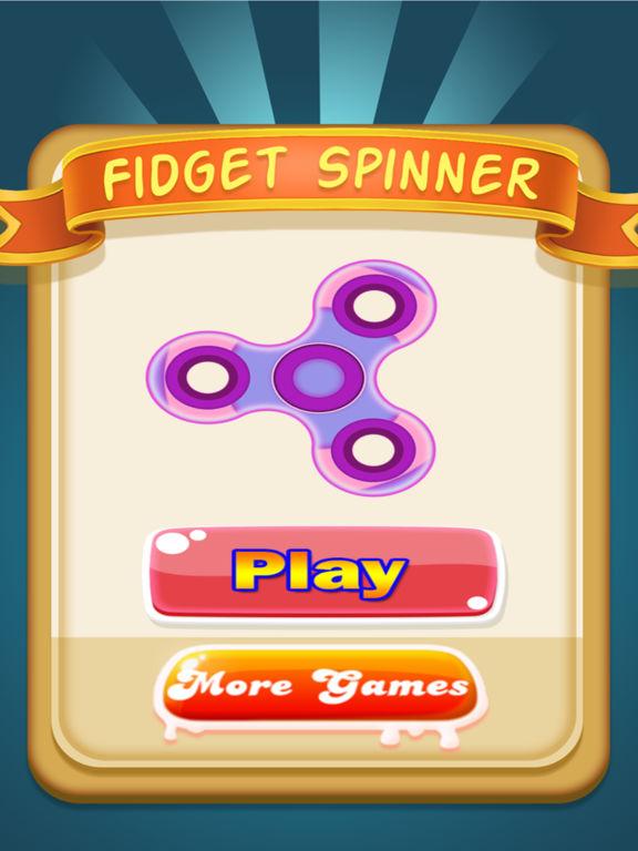 Fidget Spinner Coloring Book на iPad
