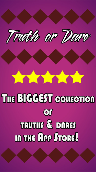 Screenshots of Truth or Dare Game (Sex Edition) for iPhone