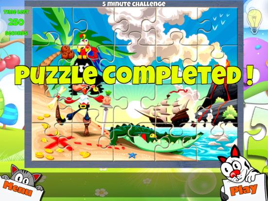 Kid's Jigsaw Puzzles screenshot 5