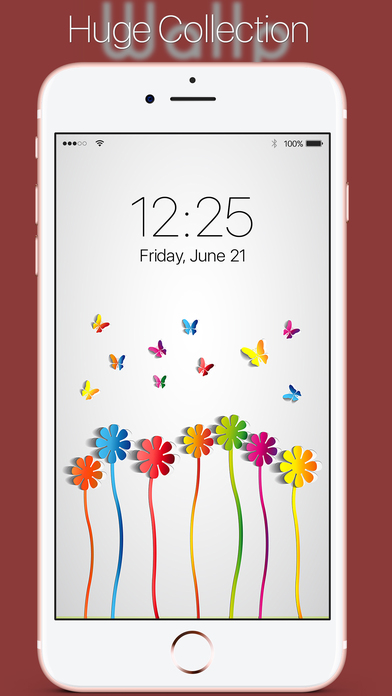Wallp! - Backgrounds & Wallpapers for iPhone Screenshot