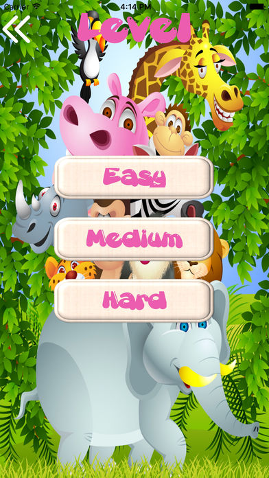 Animal Puzzle only Kids screenshot 2