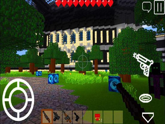 Pixel Block Gun 3D screenshot 8
