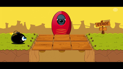 Screenshot 4 Маленькие бомбы большие приключения — Игры