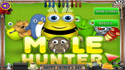 Mole Hunter Pro Screenshots