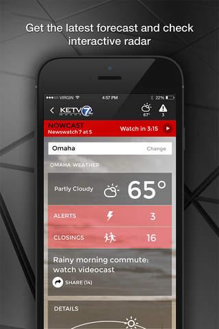 KETV NewsWatch 7 - Omaha screenshot 2