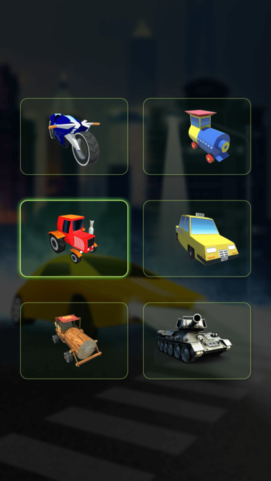 Mini Train Street Rush Pro screenshot 2