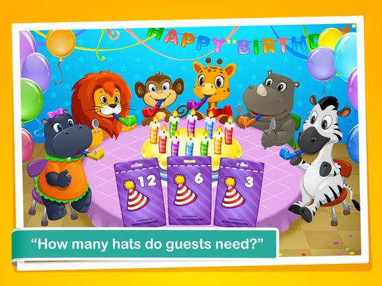 Kids Kindergarten Math screenshot 8