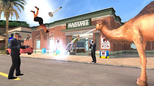 Goat Simulator PAYDAY Screenshots
