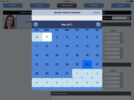 WorkoutJournal Pro Screenshots