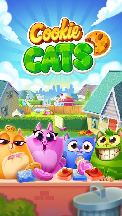 Cookie Cats Screenshot