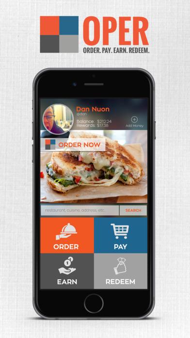 download OPER - Get Dining Cash Back apps 0
