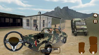 Army Drive Transport Cargo screenshot 1