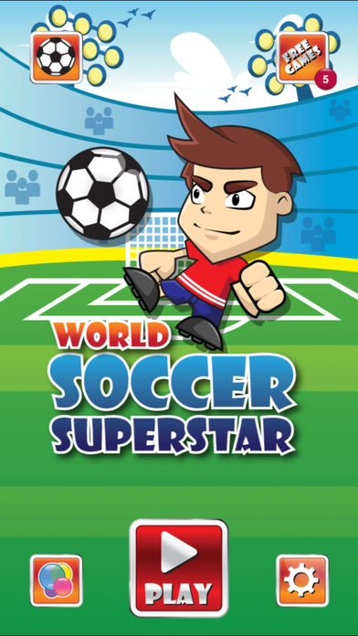 World Soccer Superstar Pro! screenshot 1