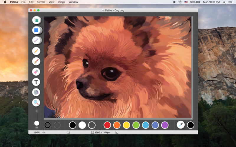 Patina - Paint, Draw, and Sketch with Ease Screenshots