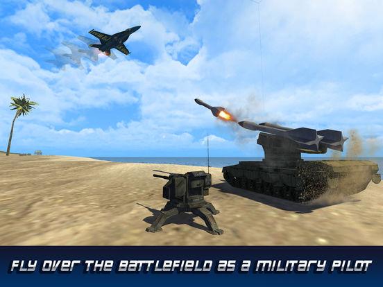 F18 Carrier Airplane Flight Simulator screenshot 6