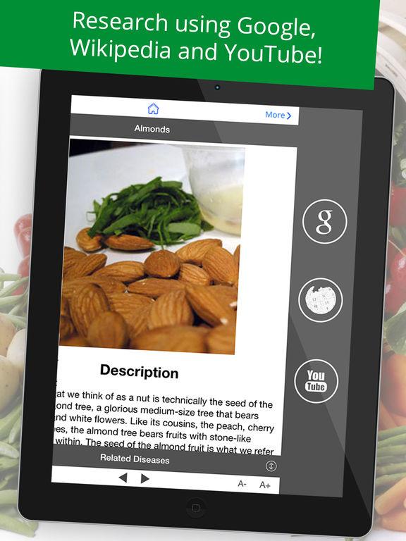 Food That Heal - Healing with Foods Screenshots