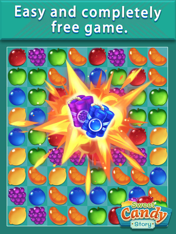 Happy Fruit Blast screenshot 9